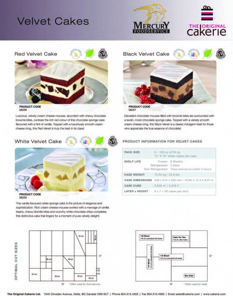 Velvet Cake POS